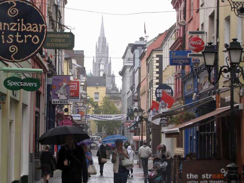 Cork capitale gay de l'Irlande